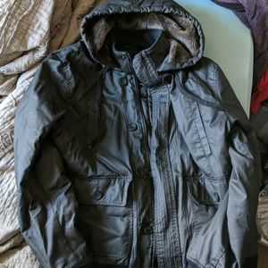 Only worn once, American Rag Mens Jacket